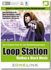 zoneLINK Loop Station: HipHop & Black Music