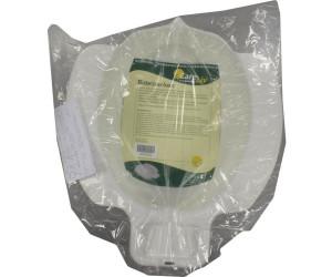 CareLiv Bidet Becken Kunststoff Weiss