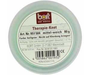 Bort Therapieknete mittel-weich hellgrün (80 g)