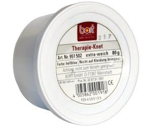 Bort Therapieknete extra-weich hellblau (80 g)