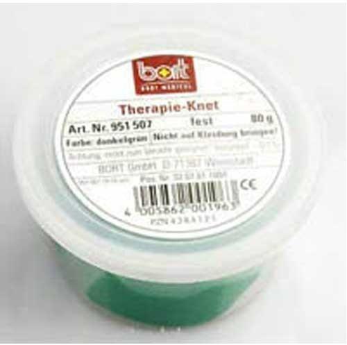 Bort Therapieknete fest dunkelgrün (80 g)