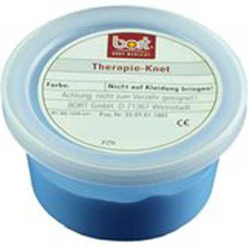 Bort Therapieknete extra-weich hellblau (440 g)