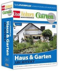 dtp Lisa - Haus - & Garten Architekt (Win) (DE)