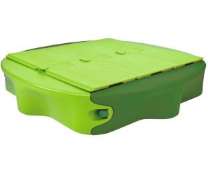 Sandkasten & Spielzeug BIG 800056733 BIG-Sandy hellgrün/dunkelgrün+Hard-Cover Spielzeug für draußen