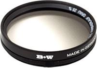B+W Farbverlauf (502) 62mm E grau 25%