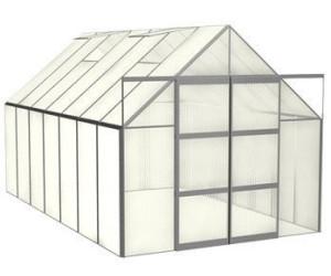 pergart uranus 11500 3mm esg alu blank ab preisvergleich bei. Black Bedroom Furniture Sets. Home Design Ideas