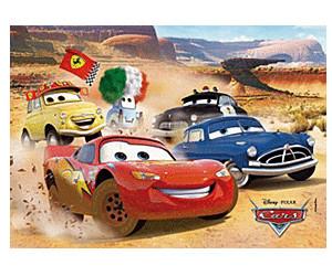 Clementoni Cars (2 x 20 pieces)