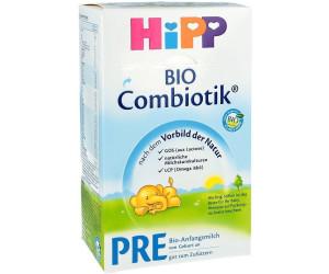 hipp bio combiotik pre 600 g ab 10 95 preisvergleich. Black Bedroom Furniture Sets. Home Design Ideas