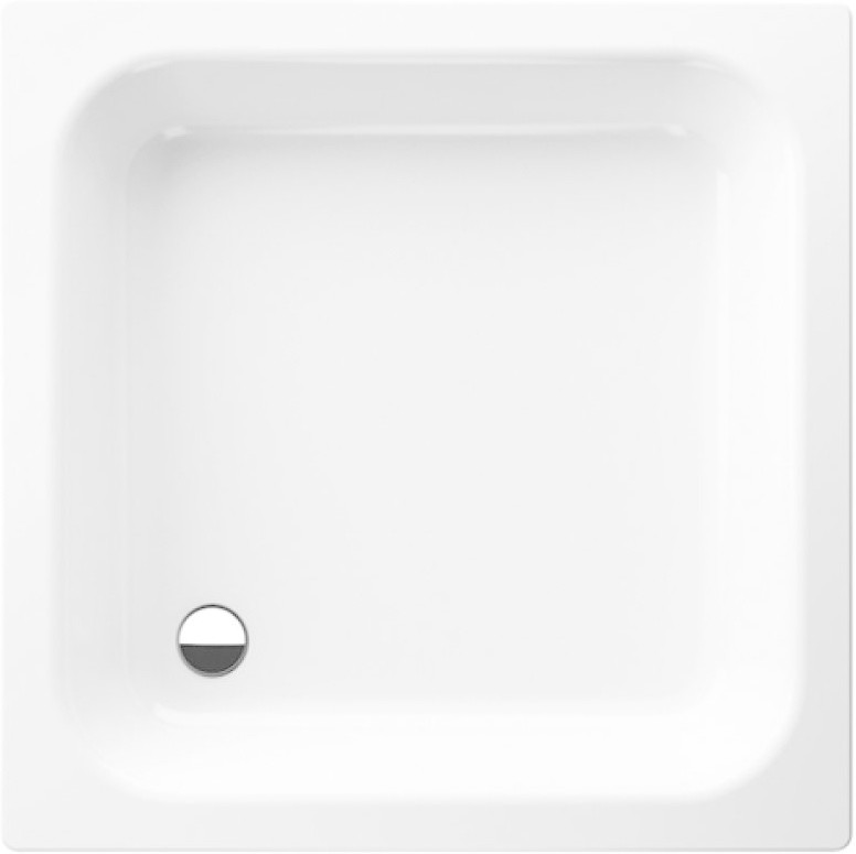 Bette BetteDuschwannen Flach Rechteck-Duschwanne 90 x 75 cm weiß (85750 000)