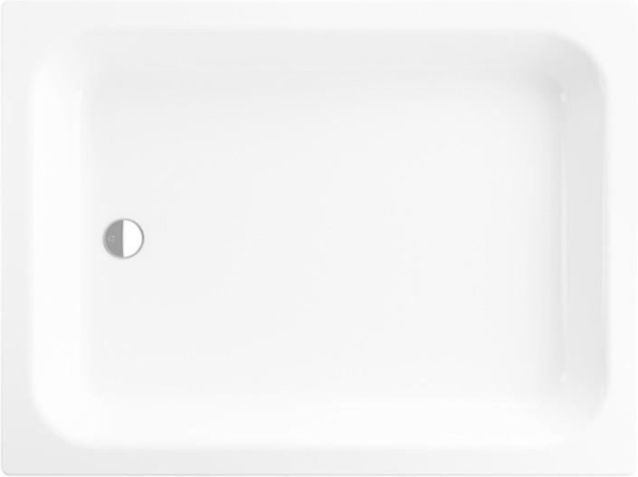 Bette BetteDuschwannen Flach Rechteck-Duschwanne 100 x 90 cm weiß (5390 000))