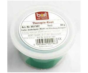Bort Therapieknete fest dunkelgrün (440 g)