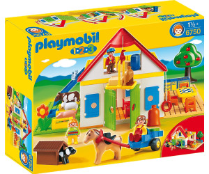 Playmobil 1.2.3 Farm (6750)