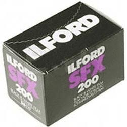 Ilford SFX 200 135/36 Infrarot