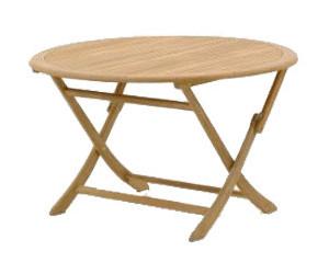 Gartentisch Rund Holz sdatec.com