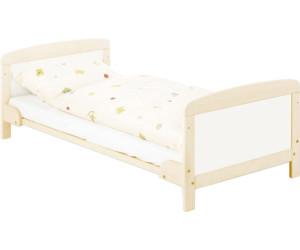 pinolino lit florian 70 x 140 au meilleur prix sur. Black Bedroom Furniture Sets. Home Design Ideas