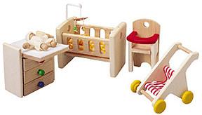 Plan Toys Muebles habitación bebé (732901)