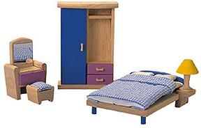 Plan Toys Neo Schlafzimmer