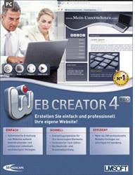 Mindscape Web Creator 4 Pro (DE) (Win)