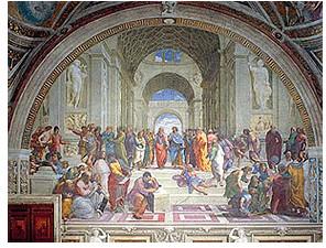 Ravensburger Raffaello - Schule von Athen