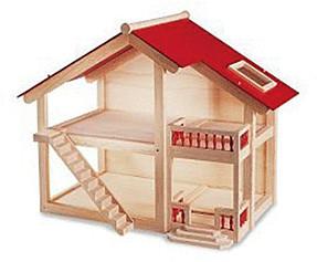 Pintoy Woodlands Puppenhaus