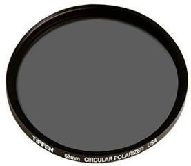 Tiffen Foto/Video Filter 62mm Circular Polarize...