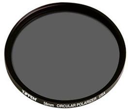 Tiffen Foto/Video Filter 58mm Circular Polarize...