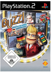 Buzz! Deutschlands Superquiz (PS2)