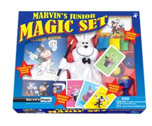 Marvin's Magic Junior Showtime Magic Set