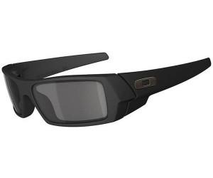 Oakley Gascan Sonnenbrille Matte Black/Ruby Iridium sdqbUDzv