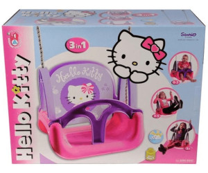 simba hello kitty balan oire pour b b 3 en 1 au meilleur prix sur. Black Bedroom Furniture Sets. Home Design Ideas
