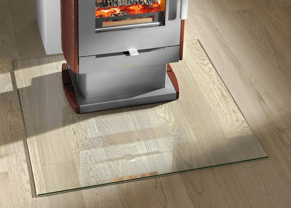 Haas+Sohn Glas-Unterlegplatte (4100180)