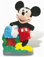 Bullyland Disney Micky Spardose