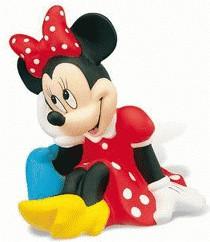 Bullyland Disney Minnie Spardose