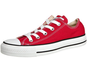 6b652405ff42 Buy Converse Chuck Taylor All Star Ox - red (M9696) from £14.06 ...