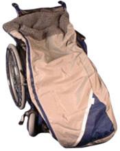 Param Rollstuhl Schlupfsack 3 Senior