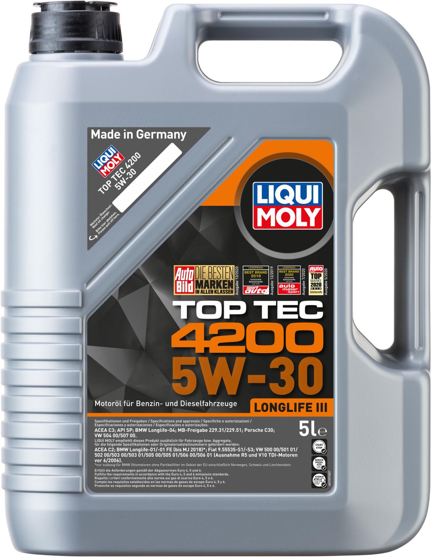 Liqui Moly Top Tec 4200 5W-30 (5 l)