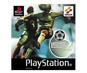 International Superstar Soccer Pro Evolution (PS1) au