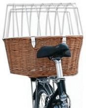 Aumüller Fahrradkorb für Gepäckträger