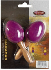 Stagg Egg Maracas Purple EGG-MA S/PP
