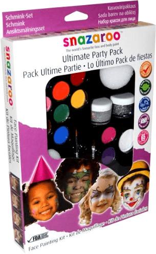 Snazaroo Party Pack Schminke (1180040)
