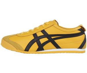 asics tiger jaune