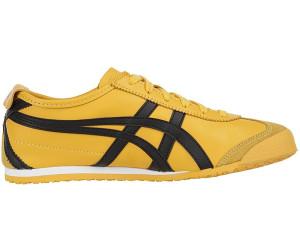 brand new de7e8 43d69 Asics Onitsuka Tiger Mexico 66. jaune noir