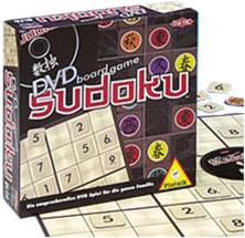 Piatnik Sudoku DVD
