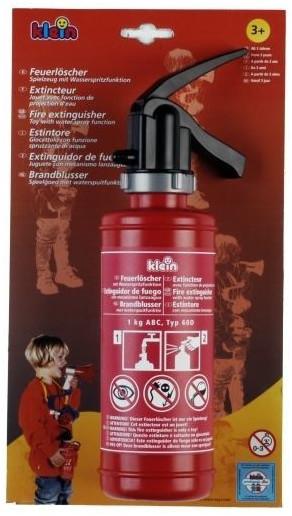 klein toys Feuerlöscher mit Sprühfunktion