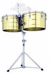 Latin Percussion Prestige LP258-B Thunder Timbs · Timbales