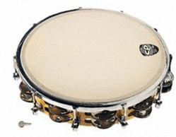 Image of Latin Percussion CP Tunable Wood-Tambourine (CP-391)