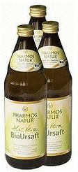 Pharmos Aloe Vera Bio Ursaft Pharmos Natur (3 x 750 ml)