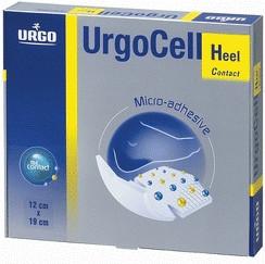 Urgo Urgocell Heel Contact 12 x 19 cm Fersenver...