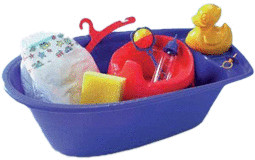 The Toy Company My Baby Care Wannen-Set