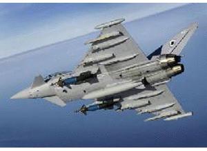 Revell Eurofighter Typhoon & full engine (04783)